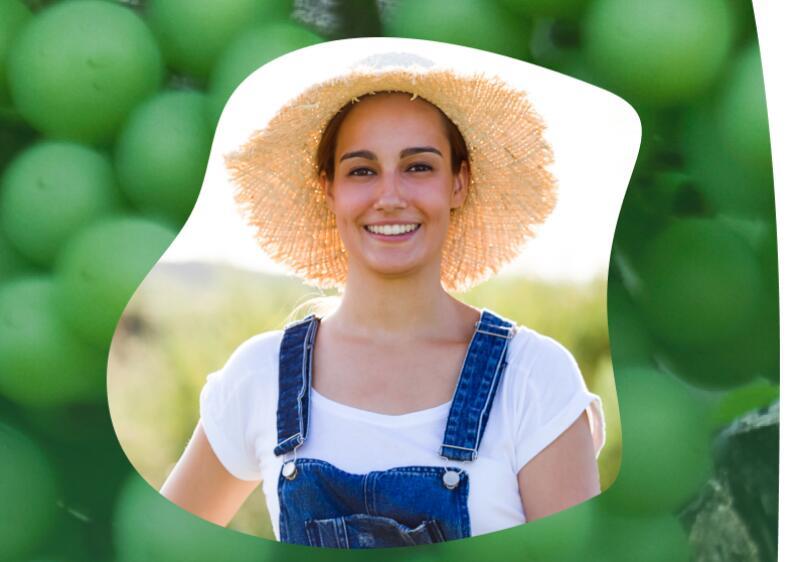 3 Student Farmer Claudia
